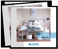 Katalog łóżek Hilding