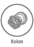 Kokos - mata z naturalnego włókna kokosowego podwyższa twardość materaca przy jednoczesnym zachowaniu elastyczności