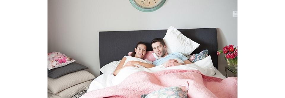 łóżko kontynentalne family