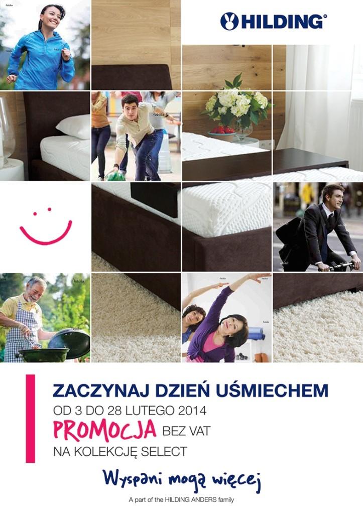 Plakat Promocja bez Vat