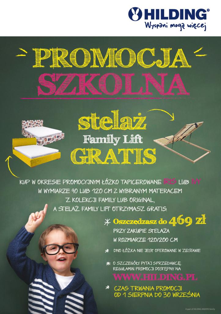 Plakat Promocja Szkolna