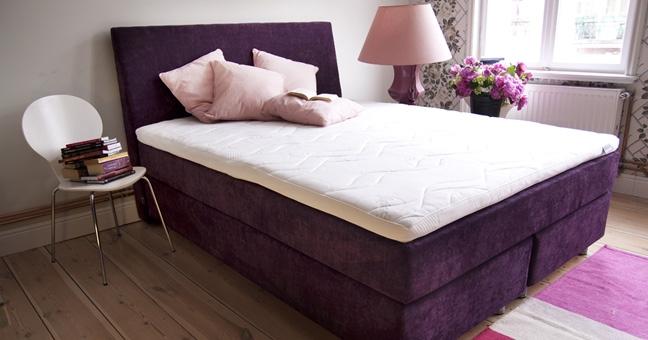łóżko do sypialni glamour
