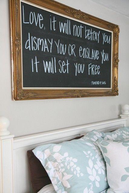 ozdoba w sypialni