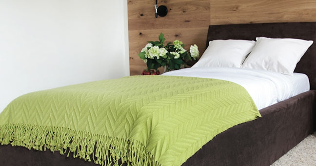łóżko tapicerowane - Historia łóżka, materaca