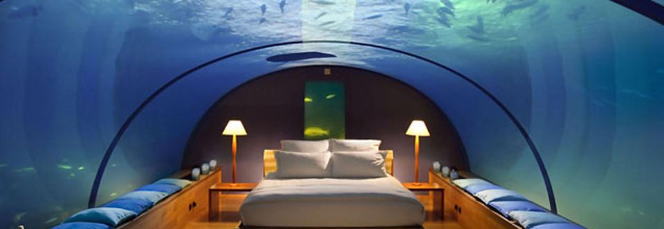 Najpiękniejsze sypialnie hotelowe – subiektywny ranking