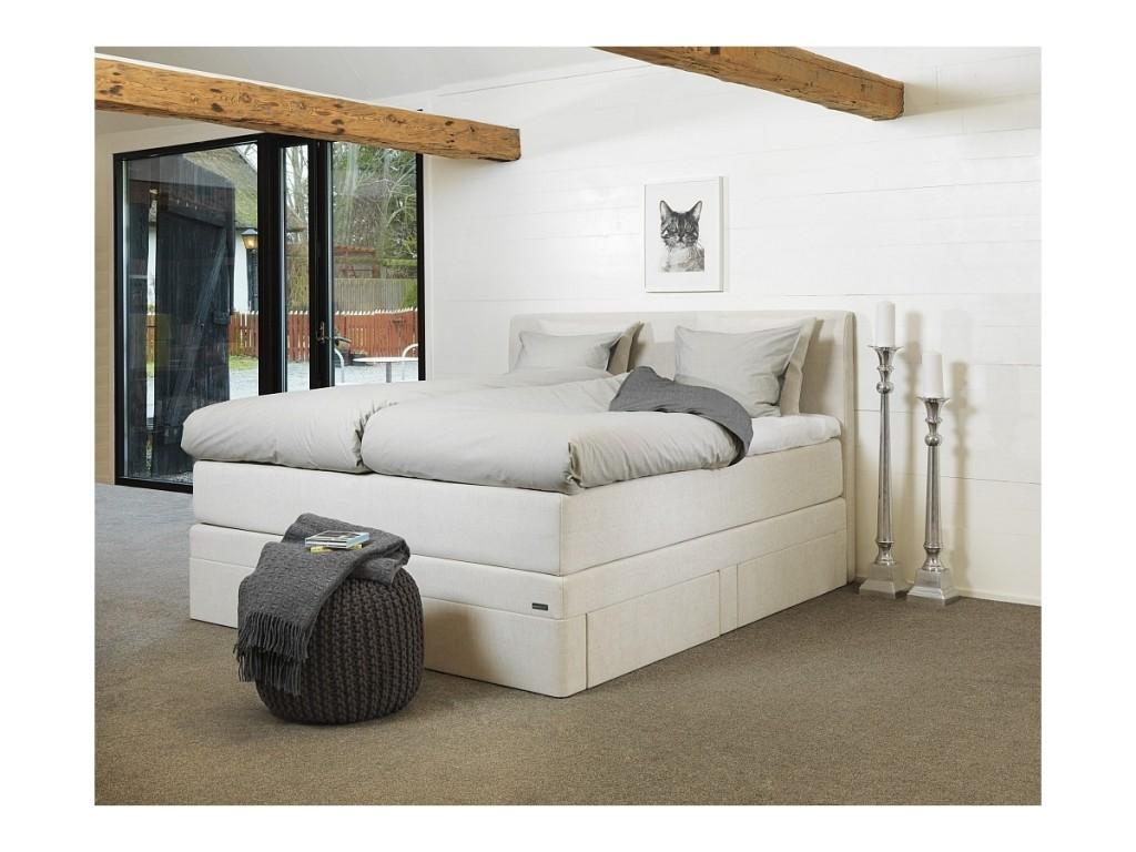 łóżko kontynentalne Hilding