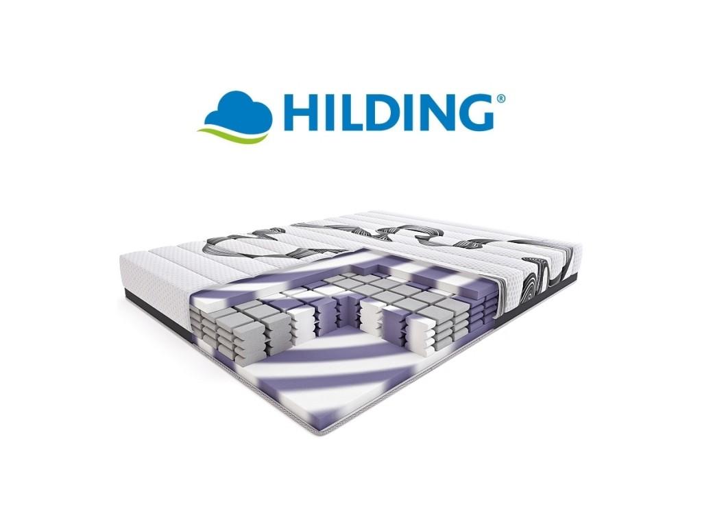Materace piankowe - materac Hilding Twist