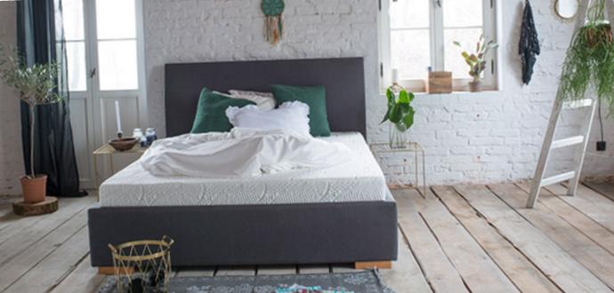 sypialnia w stylu minimalstycznym