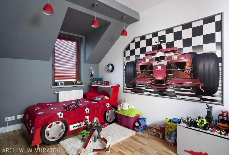 jak urz dzi sypialni dla ch opca zainspiruj si. Black Bedroom Furniture Sets. Home Design Ideas