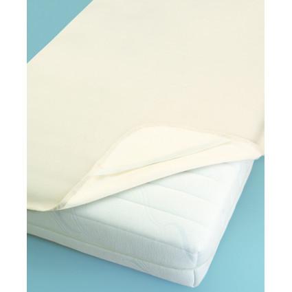 Ochraniacz na materac bawełniany (wodoodporny) Hilding Molton 100x200