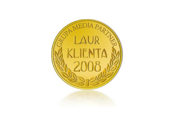 Złoty Laur Konsumenta 2008
