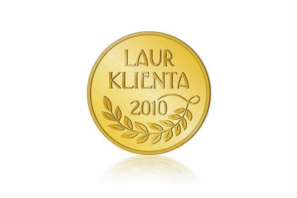 Złoty Laur Konsumenta 2010