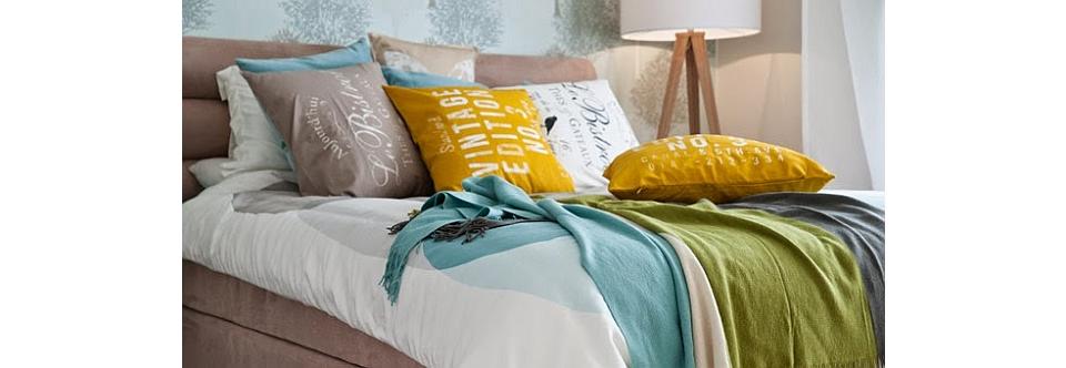 Łóżko kontynentalne Original – śpij komfortowo