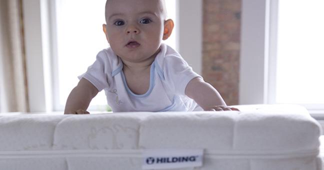 Jak dobrać materac dla dziecka?