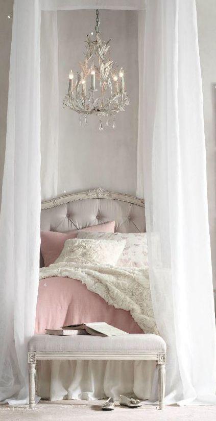 Sypialnia W Romantycznym Stylu Materace I łóżka Poradnik