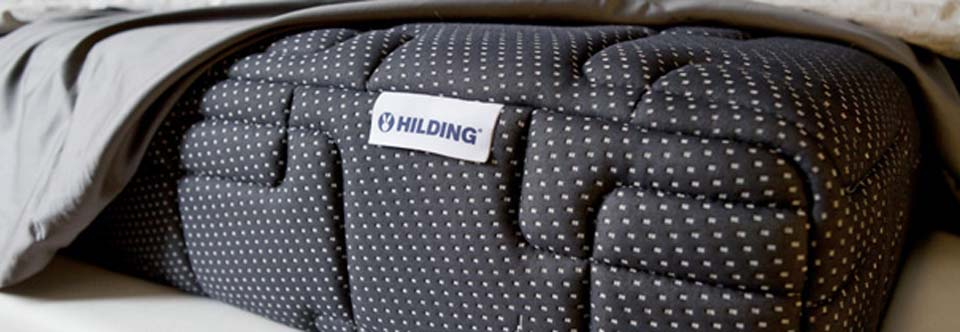Luksusowe materace piankowe od Hildinga.