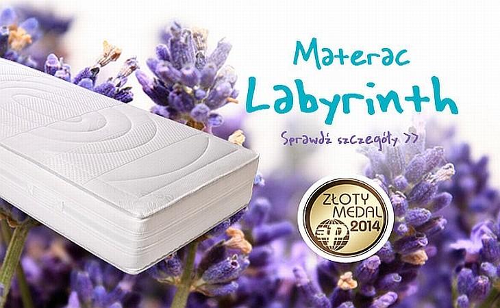 matearc piankowy Hilding Labyrinth - Luksusowe materace piankowe