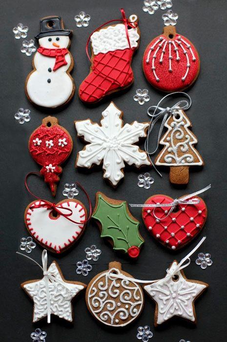 świąteczne ciasteczka - magia świąt