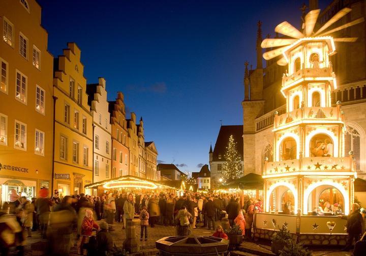 jarmark bożonarodzeniowy - magia świąt
