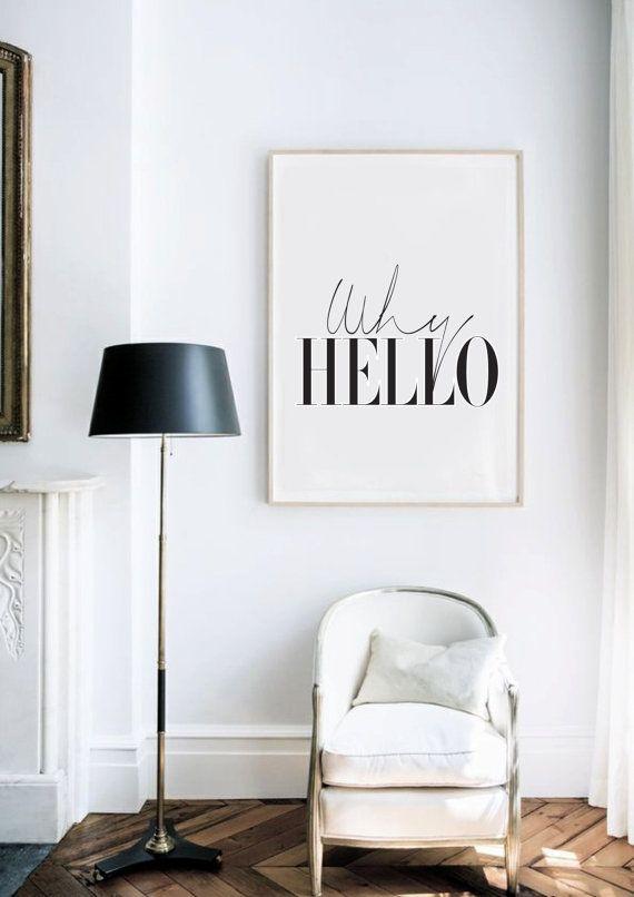 zmiana wystroju sypialni - nowe obrazy na ścianach