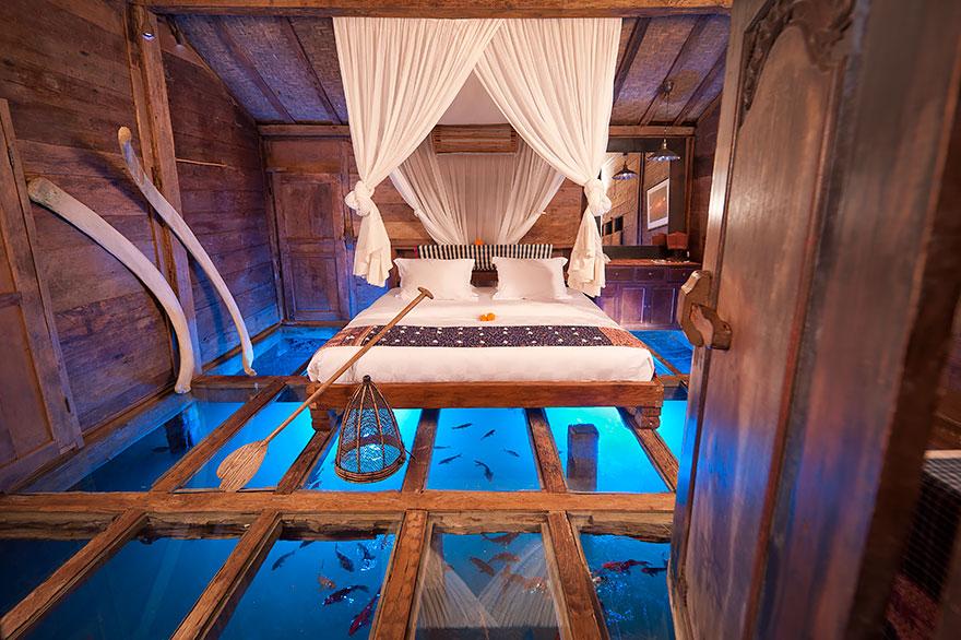 najlepsze łóżka hotelowe na świecie