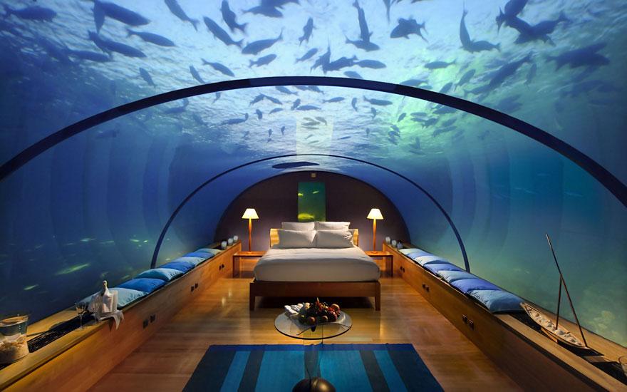 najpiękniejsze łóżka hotelowe