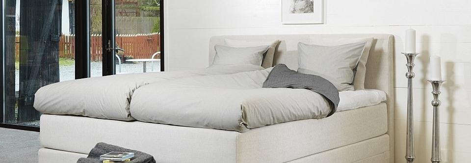 Łóżko kontynentalne Hilding Select Plus