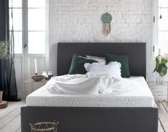 łóżko tapicerowane na start