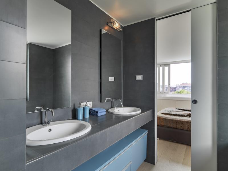 Sypialnia Połączona Z łazienką Wybierz Wygodę W Stylu