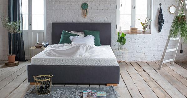 eleganckie łóżko do sypialni - Ivy Hilding