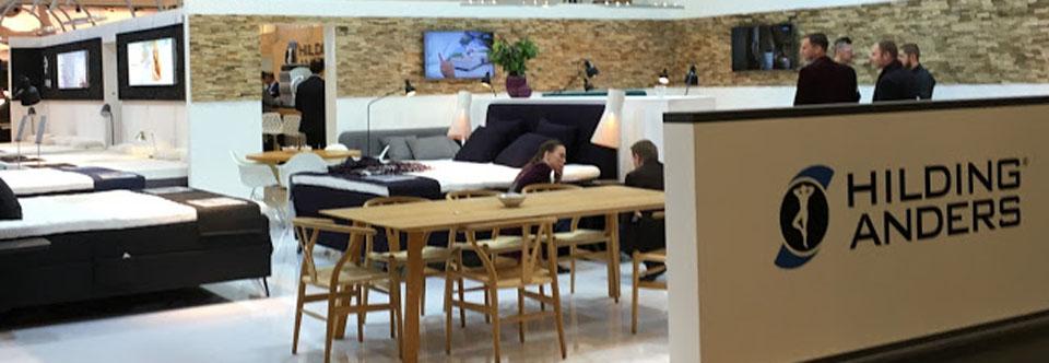 Hilding – International Interiors Show w Kolonii – targi meblowe