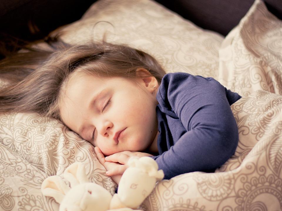 siła snu