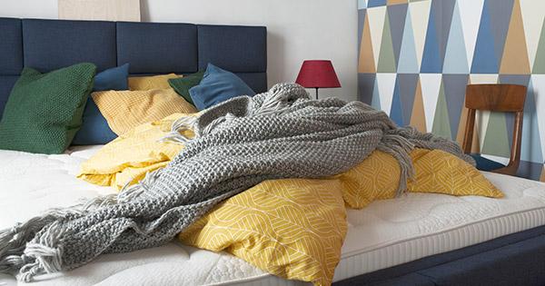 Wpływ stresu na komfort snu