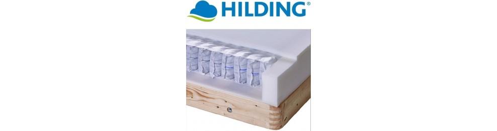 Materace na ramie drewnianej BOX