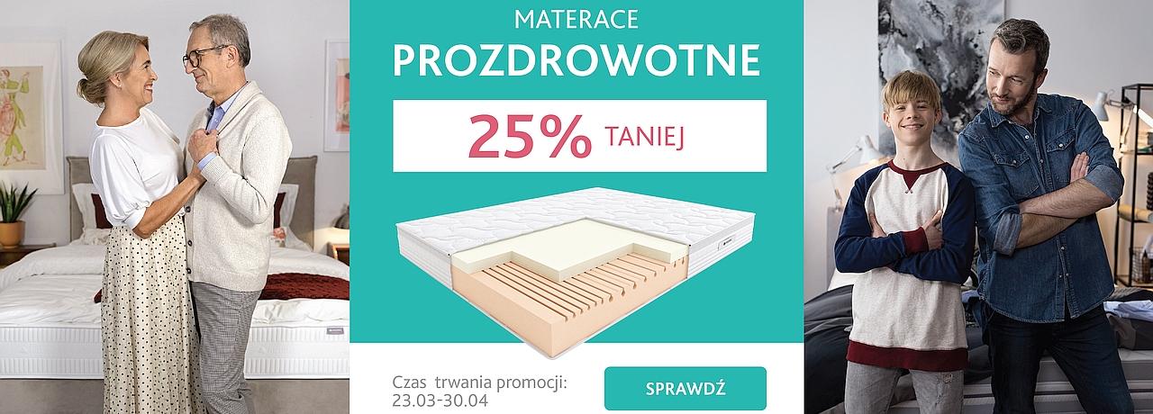 Promocja - kolekcja prozdrowotna -25%
