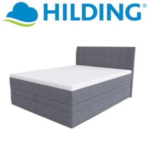 Materace łóżka Kontynentalne Stelaże Materace Hilding