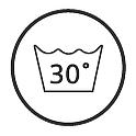 Możliwość prania w 30 stopniach celsjusza